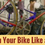 wash your bike like a pro